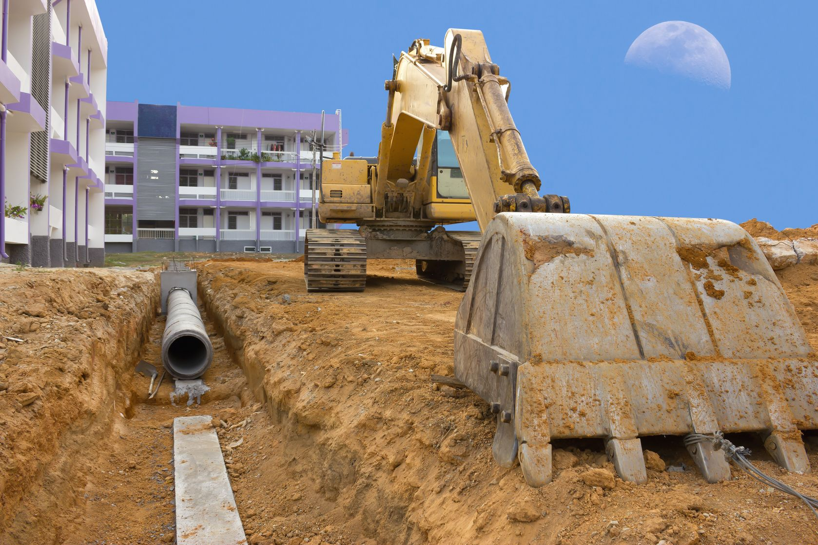 Albuquerque, NM. Water & Sewer Contractor Insurance